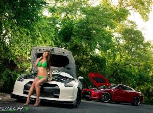"""""""Nóng"""" cùng bộ ảnh mới nhất của Jotech Motorports"""