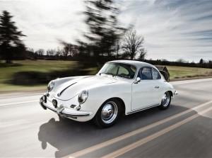 Bộ sưu tập Porsche 356B 1960-1963