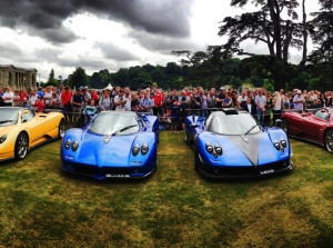 Wilton Classic and Supercars 2013
