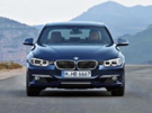 BMW 328i Sedan 2012