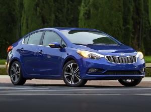 Kia Forte 2014 giá từ 15.900 USD