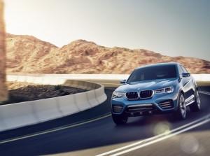 Hình ảnh đẹp của BMW X4 concept