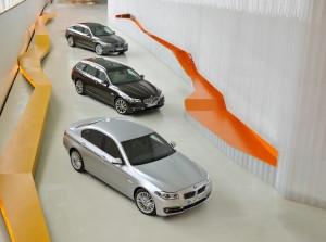 Các thành viên của gia đình BMW 5 Series 2014