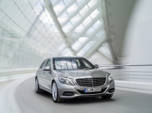 Hình ảnh chính thức của Mercedes S-Class  2014