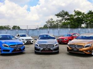 Diện kiến Mercedes-Benz A-Class tại Việt Nam