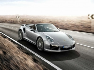 Porsche tiết lộ Turbo và Turbo S Cabriolet trước thềm LA Auto Show
