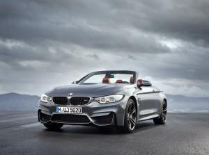 BMW M4 Convertible 2015: nặng hơn, rộng rãi hơn