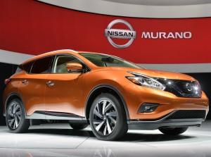 Nissan Murano Concept 2015 gần hơn với bản sản xuất