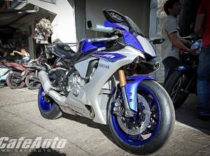Siêu motor Yamaha YZF-R1 chính thức cập bến Việt Nam