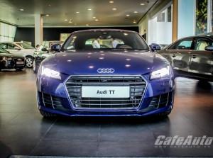 Audi TT 2015 tại Sài Gòn