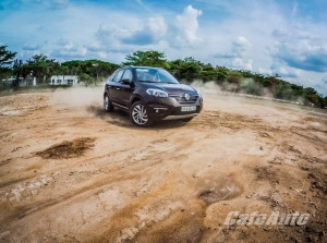 Trải nghiệm New Renault Koleos