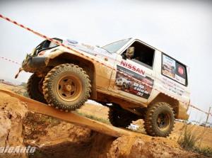 Những hình ảnh đẹp mắt tại Giải đua xe địa hình Việt Nam 2015