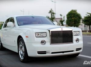 Khám phá Rolls-Royce Phantom