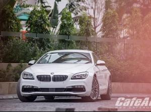 Diện kiến BMW 640i Grand Coupe 2015 đầu tiên tại Việt Nam