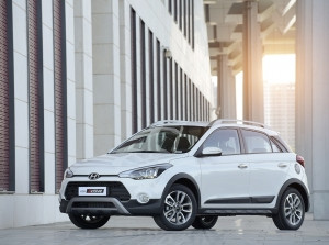 Hyundai i20 Active chính thức ra mắt tại Việt Nam