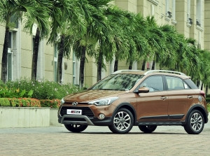 Hyundai i20 Active off-road