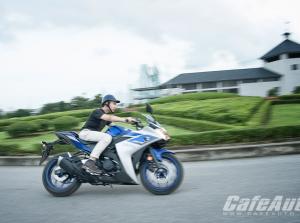 Cầm lái Yamaha YZF-R3: Sport-bike đô thị đúng điệu