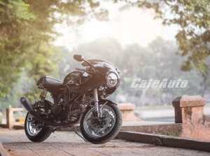 Ducati Sport Classic 1000s - Nét cuốn hút mộc mạc và tinh tế