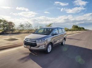 Toyota Inova mới: Lại chốt vị trí độc tôn