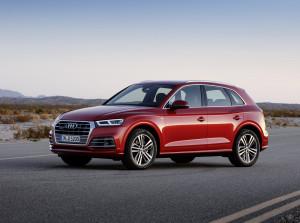 Audi Q5 chính thức ra mắt
