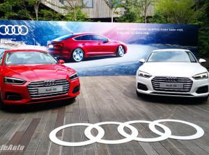 Audi A5 Sportback ra mắt tại Việt Nam