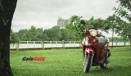 Honda SH Mode: tái định nghĩa xe sang