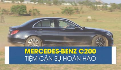 Mercedes-Benz C200 tiệm cận sự hoàn hảo