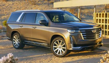 Cadillac Escalade 2021 và Lincol Navigator 2020: siêu SUV thứ thiệt so găng