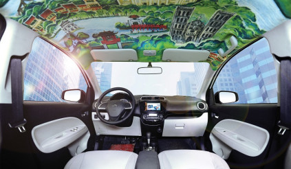 Tìm ra địa điểm thu hút nhất Việt Nam cùng Mitsubishi Attrage