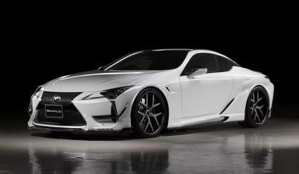 """Ngắm Lexus LS và LC trong bản độ """"cực chất"""""""