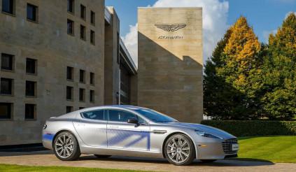 Hé lộ chiếc Aston Martin sắp tới của điệp viên 007