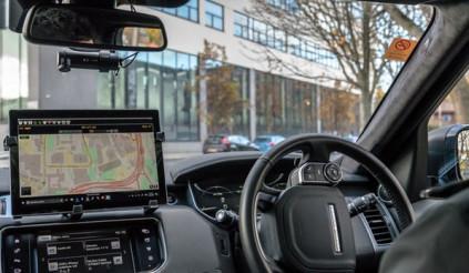 Jaguar Land Rover phát triển vô lăng cảm biến tránh xao lãng khi lái xe