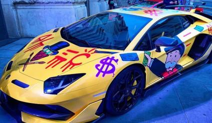 """Chiêm ngưỡng chiếc Lamborghini """"độc nhất vô nhị"""" của triệu phú Thụy Sĩ"""