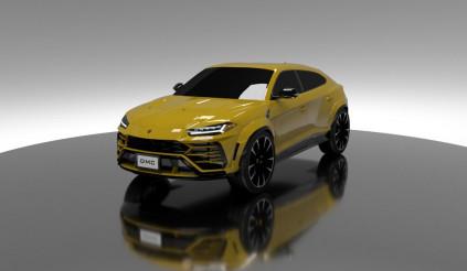 Lamborghini Urus của DMC độ công suất lên đến 800 mã lực