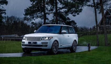 Khám phá Land Rover 'hàng chế' đắt ngang Rolls-Royce Cullinan