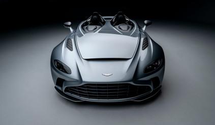 Siêu xe Aston Martin V12 Speedster gây ấn tượng với thiết kế gây sốc
