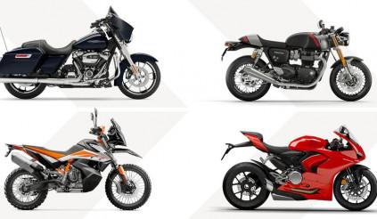 5 mẫu moto phù hợp nhất các phân khúc đáng để lựa chọn trong năm 2020