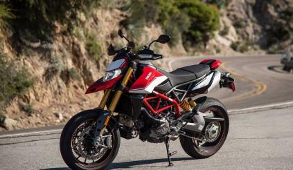 Chi tiết Ducati Hypermotard 950 SP, bản nâng cấp đáng giá đang rất hot tại Việt Nam