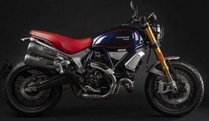 Chiêm ngưỡng Ducati Scrambler Club Italia sản xuất độc quyền cho CLB yêu xe Scuderia