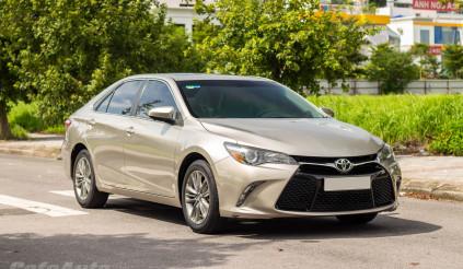 """Toyota Camry SE 2015 nhập Mĩ bán 1,2 tỷ: """"giá trên trời"""" hay """"tiền nào của nấy""""?"""