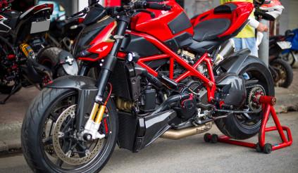 Ducati Streetfighter 1098S, vẻ đẹp trường tồn theo thời gian