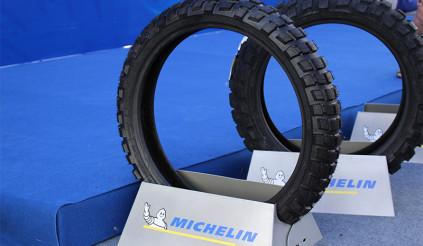 Michelin ra mắt lốp Road 5 cho hiệu suất cao hơn