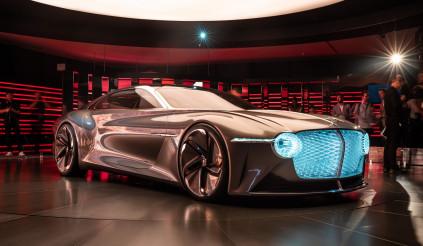 Bentley đồng hành cùng Forbes Business Forum 2019