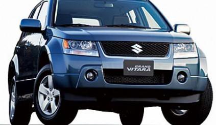 Suzuki hỗ trợ khách hàng mua xe Grand Vitara