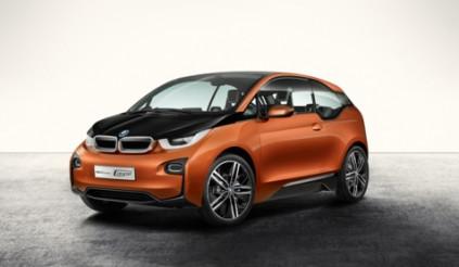 Kymco cung cấp động cơ cho BMW i3