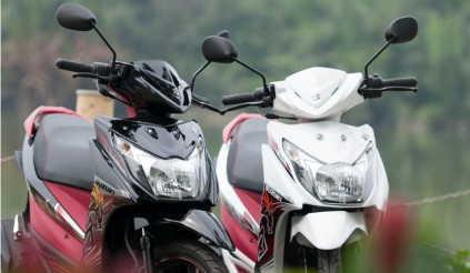 Suzuki Hayate ss giảm giá 2 triệu đồng
