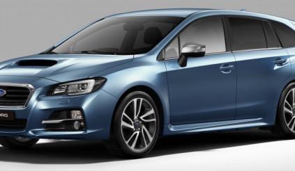 Subaru Levorg GT sẽ có mặt tại Anh