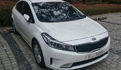 Kia K3 2016 lộ diện tại Hàn Quốc