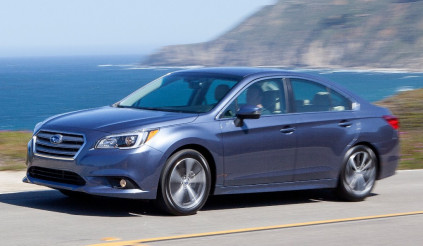 Lỗi trục quay, Subaru thu hồi hàng nghìn xe Outback, Legacy 2016
