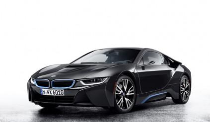 BMW muốn làm xe không gương chiếu hậu